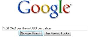 google-calc