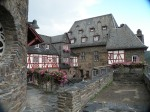 Stahleck Castle overlooking Bacharach Germany and the Rhine, one of my favorites