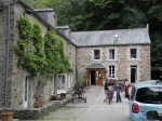 Cottage in Dinan, France, with babbling brook and all
