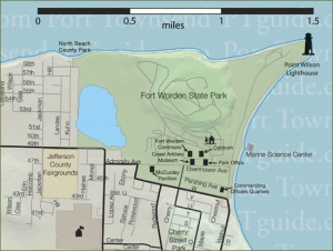 Fort Worden map from www.ptguide.com